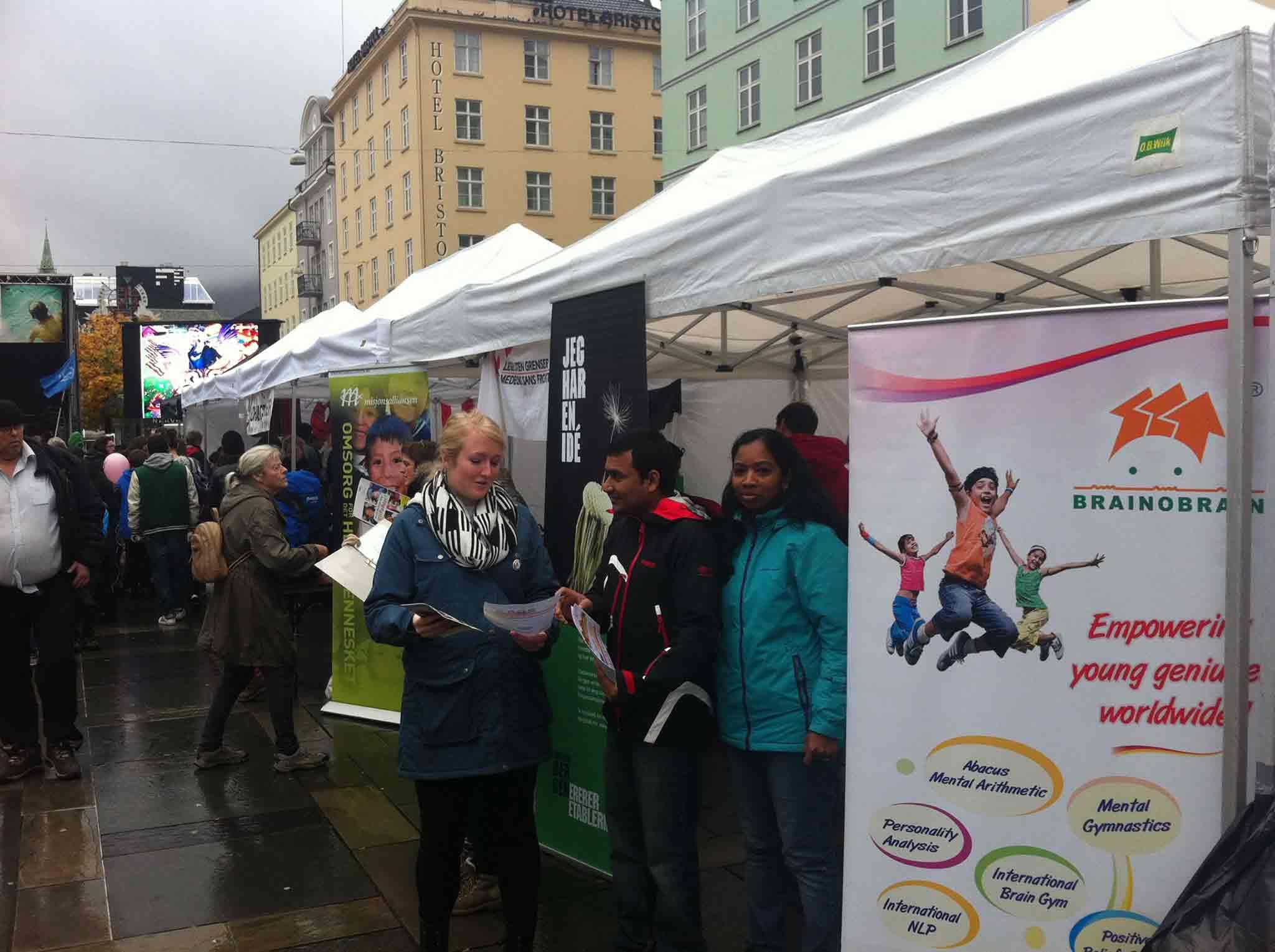 Bergen International Week 2014